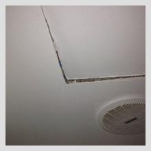 Ceiling Damage 1