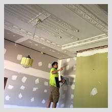 Ornate Ceiling repairs 23