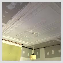 Ornate Ceiling repairs 24