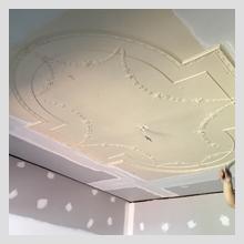 Ornate Ceiling repairs 26