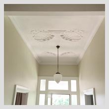 Ornate Ceiling repairs 31