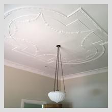 Ornate Ceiling repairs 32