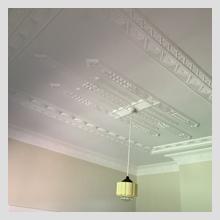 Ornate Ceiling repairs 33