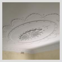 Ornate Ceiling repairs 35