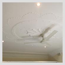 Ornate Ceiling repairs 39