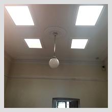 Ornate Ceiling repairs 40